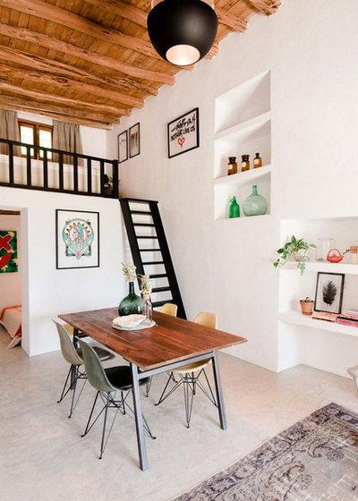 Mediterráneo Comedor by Ibiza Interiors   architect & interior designer