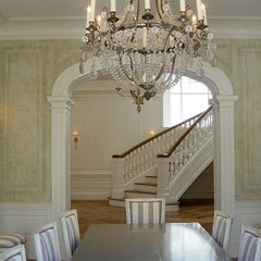 traditional dining room by Doma Architects, Inc.