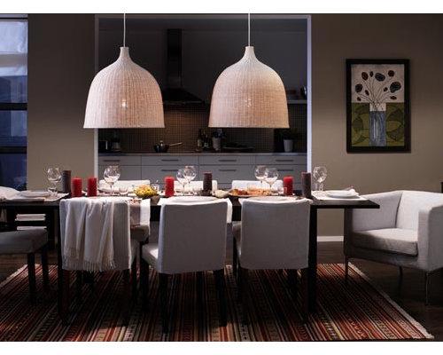 Attractive Modern Dining Room Idea In San Francisco