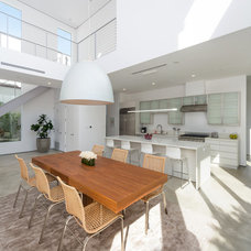Contemporary Dining Room by MK Properties