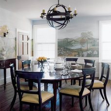 Traditional Dining Room by Sroka Design, Inc.