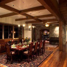 Traditional Dining Room by Renato Ovens, Inc