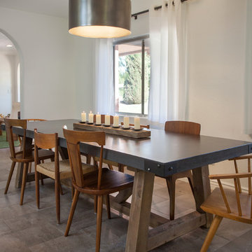 Industrial Dining Area