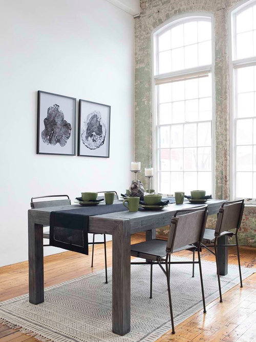 Our 50 Best Industrial Dining Room Ideas & Designs | Houzz