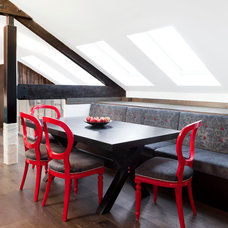 Industrial Dining Room by Camilla Molders