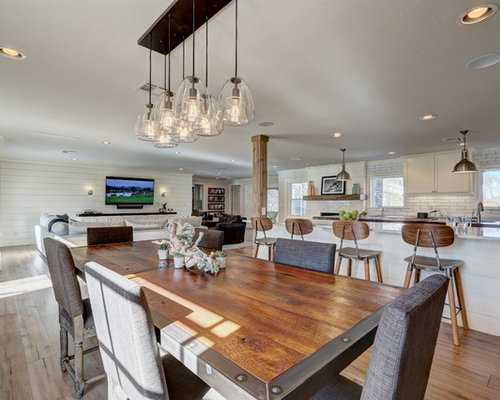 Farmhouse Style Dining Room Design Ideas Remodels amp Photos