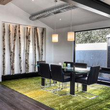 Contemporary Dining Room by JDL Construction