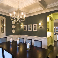 Dining Room by dC Fine Homes & Interiors