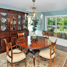 Traditional Dining Room by Residential Renewal, Inc.