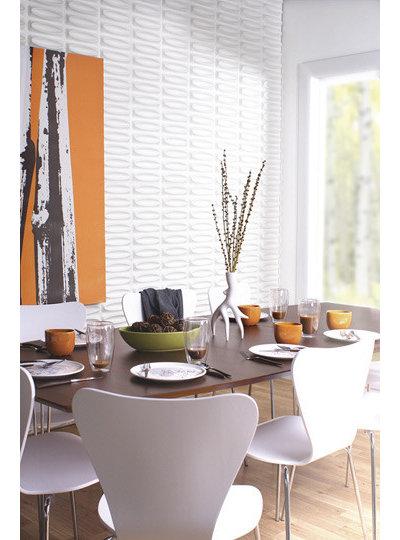 Modern Dining Room Inhabit Wall Flats - design public