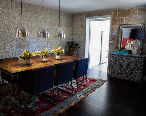 Terraced house dining room design ideas renovations for Terraced house dining room ideas