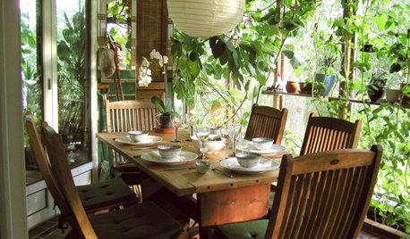 Attefallshus: Lev stort i små hus i sommar