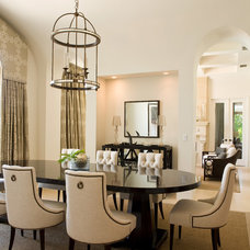 Traditional Dining Room by Laura Hay DECOR & DESIGN