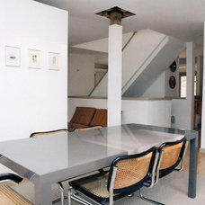 Modern Dining Room by AJArchitects.com llc