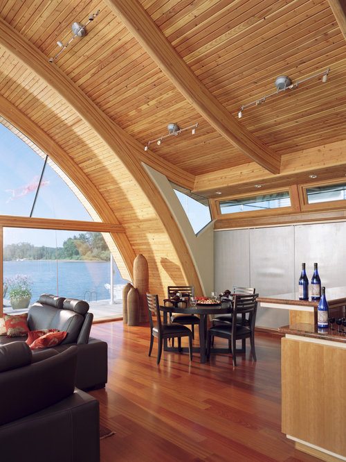 Curved Glulam Beams Houzz