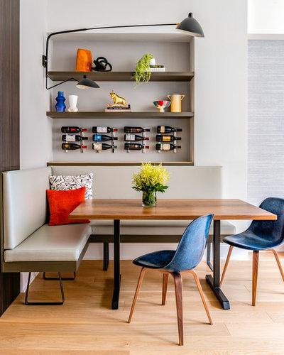 Contemporary Dining Room by Keitaro Yoshioka Photography