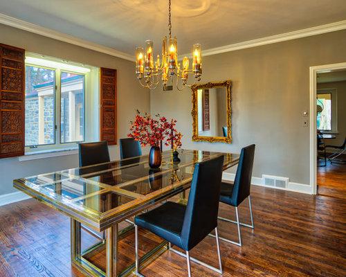 Medium sized interior renovation dining room design ideas for Medium dining room ideas