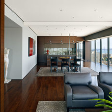 Contemporary Dining Room by Zack|de Vito Architecture + Construction