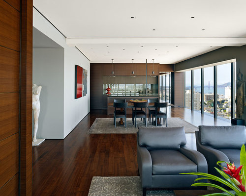 Rug On Dark Floor Home Design Ideas Pictures Remodel And