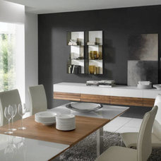 Modern Dining Room by The Collection German Furniture