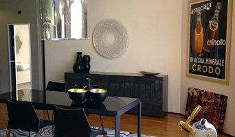 IRIDE Wall Light Sculpture, Dining room