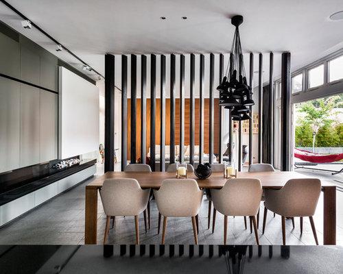 Living Room Divider Design Ideas - Rize Studios