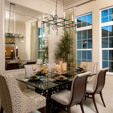 Contemporary Dining Room by London Bay Homes