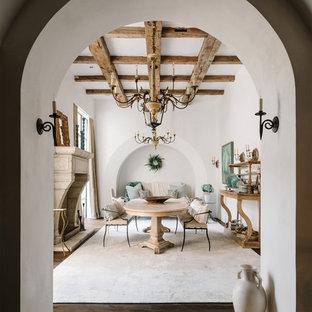 Merveilleux 75 Beautiful Mediterranean Dining Room Pictures U0026 Ideas | Houzz
