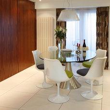 Contemporary Dining Room by Morph Interior Ltd