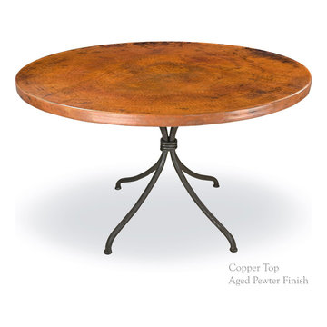 Italia Dining Table | 42-in Top