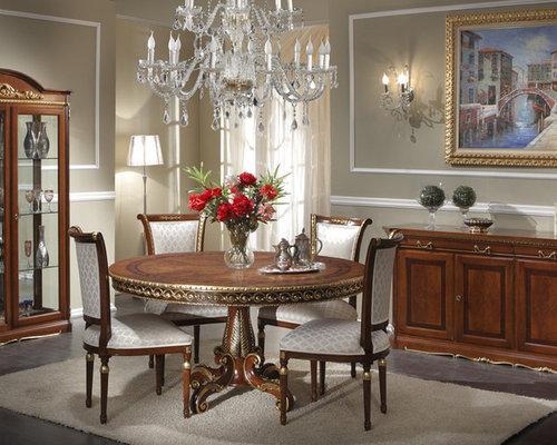 luxury dining sets | houzz