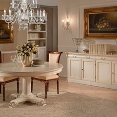 Traditional Dining Tables by Italian Furniture - ItalyByWeb