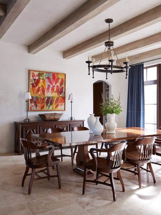 Dining table decor ideas houzz for B q dining room ideas