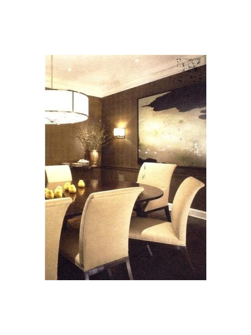 Amazing Eclectic Dining Room Idea In Miami