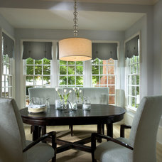 Traditional Dining Room by J. Hirsch Interior Design, LLC