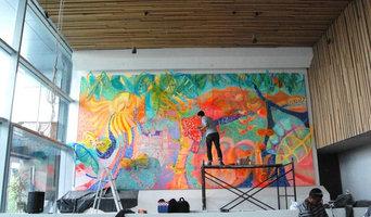 Jaguar Mural