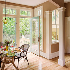 Traditional Dining Room by Feinmann, Inc.
