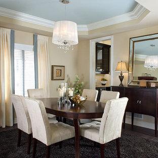 Cream Dining Room Houzz
