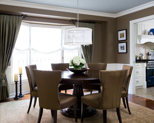 Best Brown Dining Room Design Ideas Amp Remodel Pictures Houzz