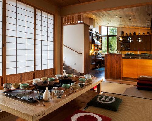 Japanese style dining