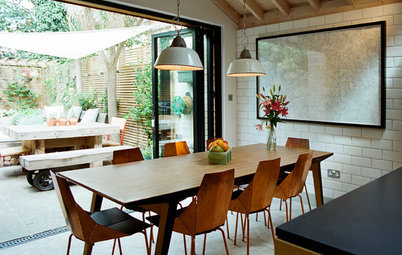 10 Ways to Bring an Urban Flavour to Your Dining Space