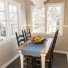 Craftsman Dining Room by Whitney Lyons