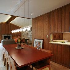 Midcentury Dining Room by Arciform