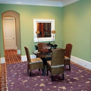Photo of a traditional dining room in Louisville.