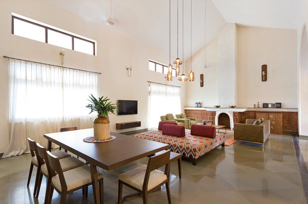 Dining Room by Design Office