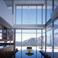 Modern Dining Room by Kanner Architects - CLOSED
