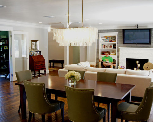 Best Living Dining Combo Design Ideas Remodel Pictures Houzz