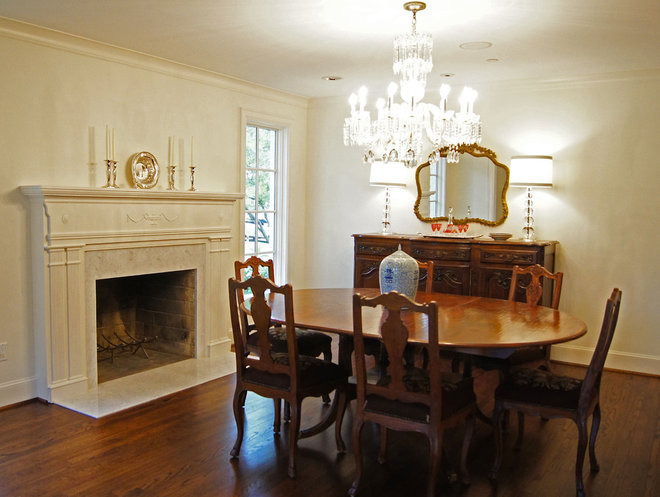 My Houzz A Family Goes Sweet On A Traditional Texas Home