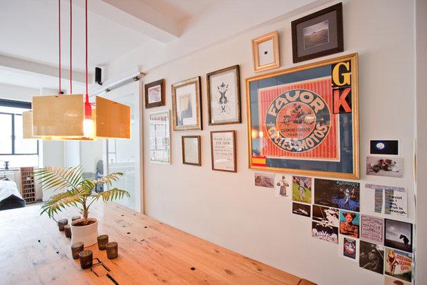 Eclettico Sala da Pranzo by Chris A Dorsey Photography