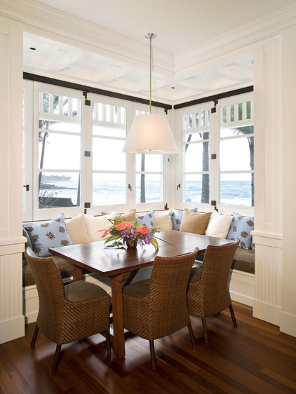 Beach Style Dining Room by Sutton Suzuki Architects
